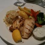 Calamari Plate at Penelope Restaurant
