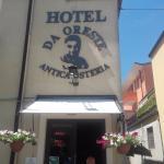 Foto de Antica Osteria Da Oreste