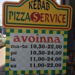 Valokuva: Amurin Kebab Pizza Service