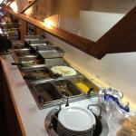 The Buffett - plenty of food and all of it good