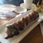 dragon roll (not on HH)