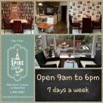 The Spire Cafe Lismore