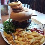 Challenge Burger, huge!