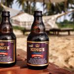 King's beer is one of the best and you can only find it in Goa