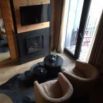 Living Room (veiw from loft)