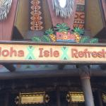 Foto di Aloha Isle at Magic Kingdom