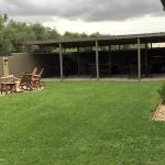 Club House Lawn and Patio