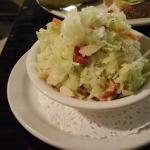 My Cole Slaw at Corned Beef House