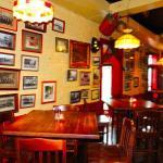 Bar areaa