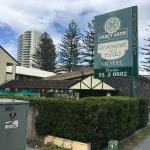 D'Arcy Arms Motel & Restaurant