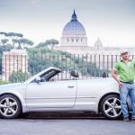 Обзорная экскурсия по Риму на Кабриолете