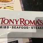 صورة فوتوغرافية لـ Tony Roma's
