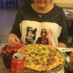 des pizza bien garni