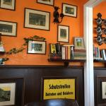Inside Black Forest Cottage