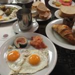 Perfect buffet breakfast!