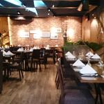 Good & soothing interior but the food does not worth the cost
