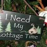 Cute signs in our Cottage Goods Gift Shop