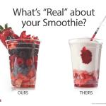 Organic 100% Fruit Smoothies
