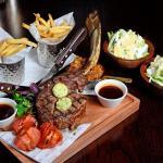 Tomahawk Steak For 2
