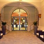 Eingangsbereich Schlosshotel Blankenburg