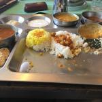 南インド家庭料理 カルナータカの写真