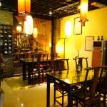 Pure Lotus Vegetarian Restaurant Foto