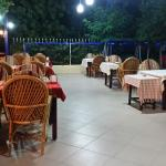 open air dining