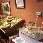 Amazing Mexicano Saturday brunch buffet