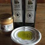 extra virgin organic olive oil tasting