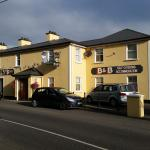 Our landmark bar and guesthouse.