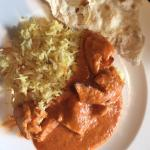 Delicious Indian cuisine with prompt and polite service in a clean dining area. Highly recommend