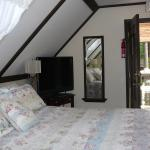skylight above bed