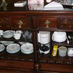 well-equipped cabinet