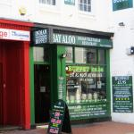 Exterior of Bombay Aloo in Ship Street