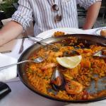 Mixed Paella