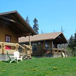 Foto de Cajun Cedar Log Cottages