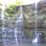 falls at late afternoon