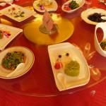 Second 4 dishes