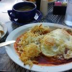 Breakfast enchiladas, Christmas