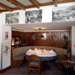 Restaurant Mozartstuben - interni