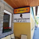 Restaurant Mozartstuben -esterno