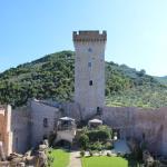 La Rocca dei Trinci Foto