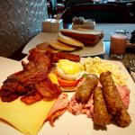 All you can eat breakfast @ Nautilus Curacao