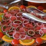 smoked salmon delight