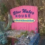 The Blue Water House Photo