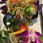 Utroligt lækkert mad. Hjemmelavet, friskt og af høj kvalitet man ikke ser andre steder.
