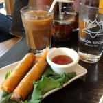 Spring roll, one order