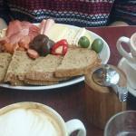 A delicious platter
