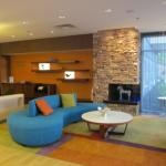 Fairfield Inn & Suites Calhoun Foto