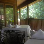 Porch at Ravine